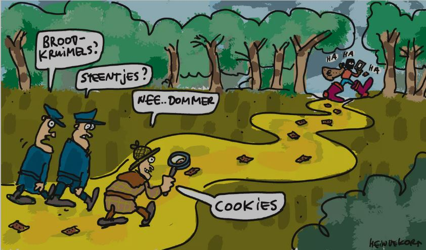 FD Cookies Illustratie